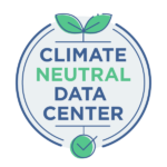 Logo Climate Neutral Data Center